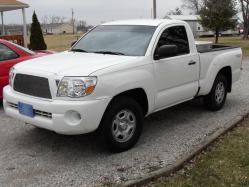 dthayer 2008 Toyota Tacoma Regular Cab