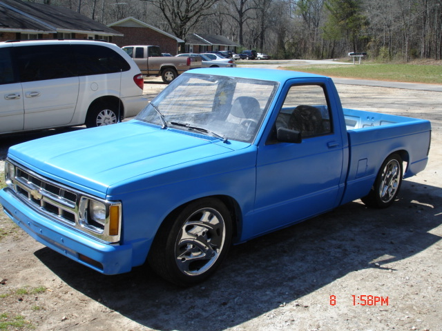 ChillinHonda 1989 Chevrolet S10 Regular Cab 12786098