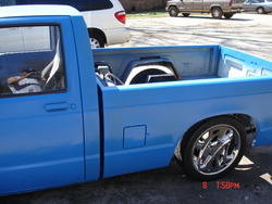 ChillinHondas 1989 Chevrolet S10 Regular Cab