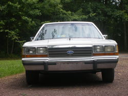 LNCSfinests 1988 Ford Crown Victoria