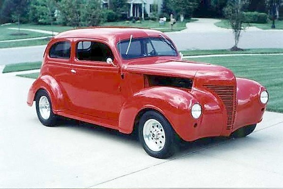 Mazzy_1's 1939 Plymouth Sedan