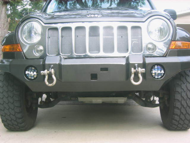 Another fulltimer 2005 Jeep Liberty post... - 9526592