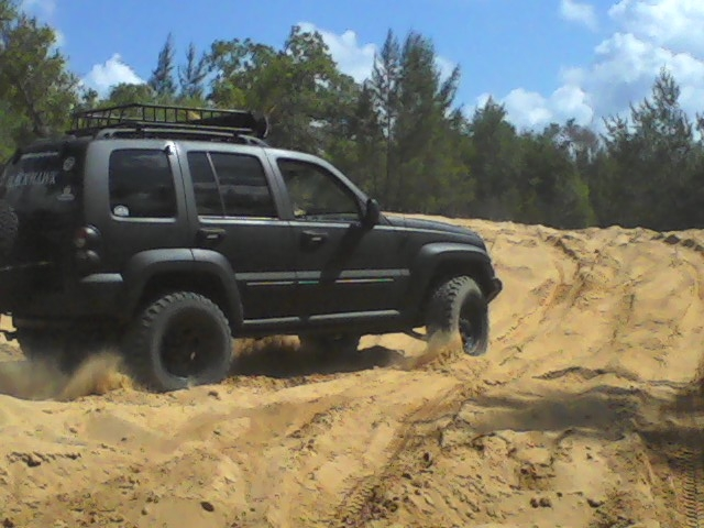 fulltimer's 2005 Jeep Liberty
