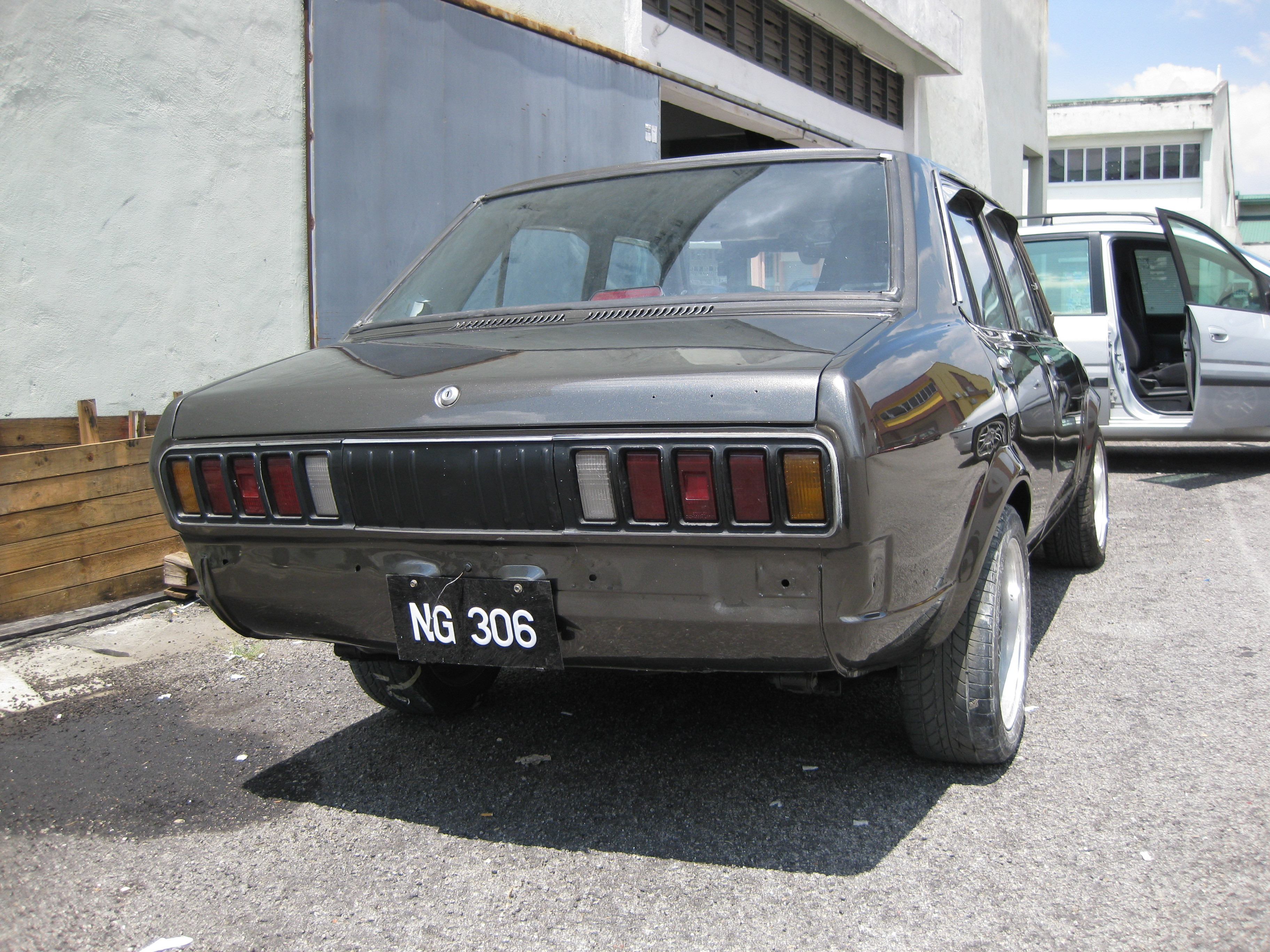 Another D1_Drifter 1974 Mitsubishi Galant post... - 9538653