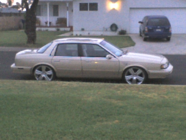 Oldsmobile Cutlass Ciera Sl. This is my 1995 Cutlass Ciera