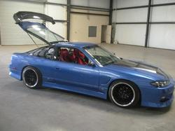 OMG_RHDs 1991 Nissan 180SX
