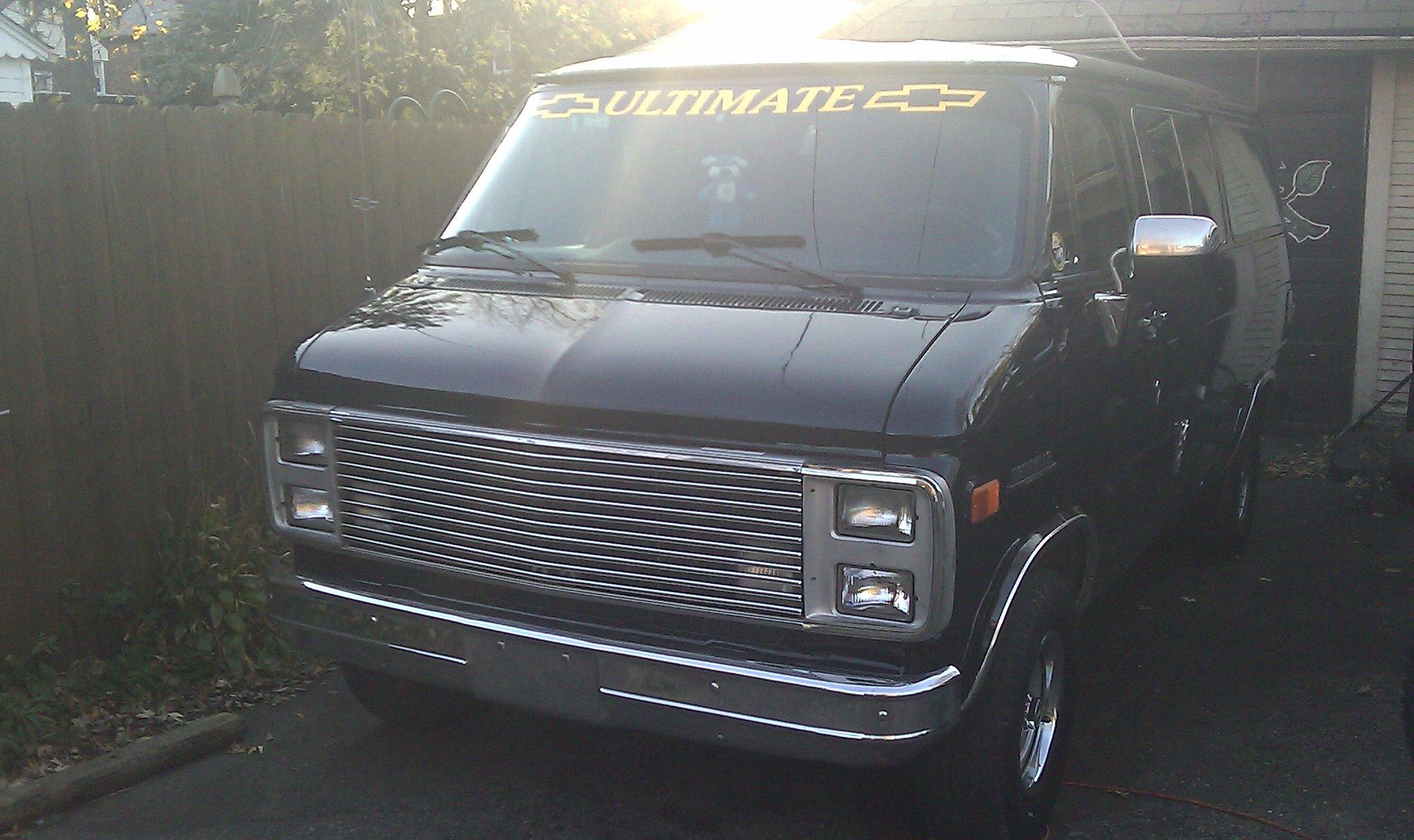 Another jstrong 1988 Chevrolet G-Series 1500 post... - 12788261