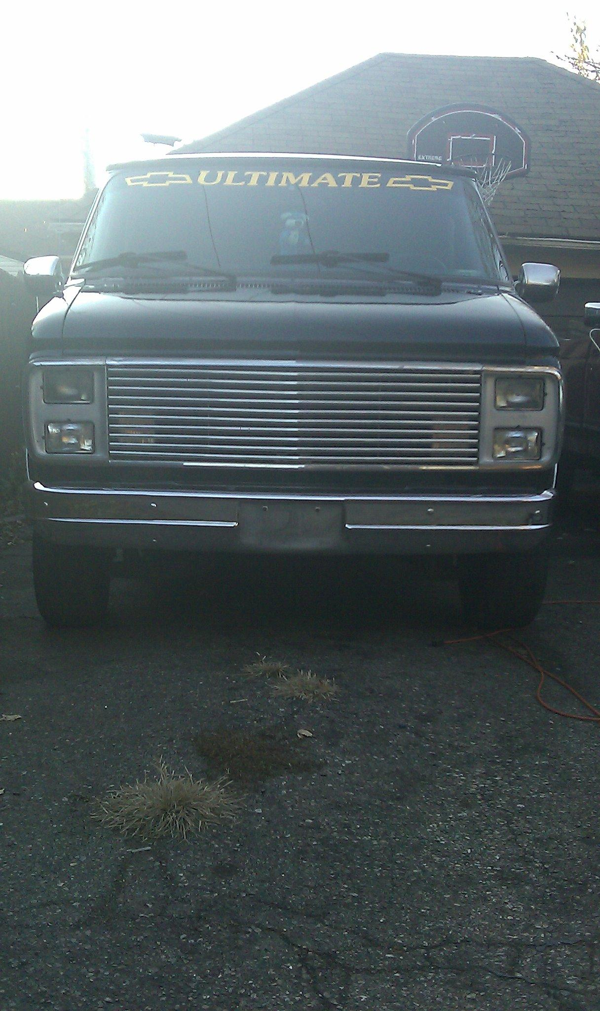 Another jstrong 1988 Chevrolet G-Series 1500 post... - 12788263