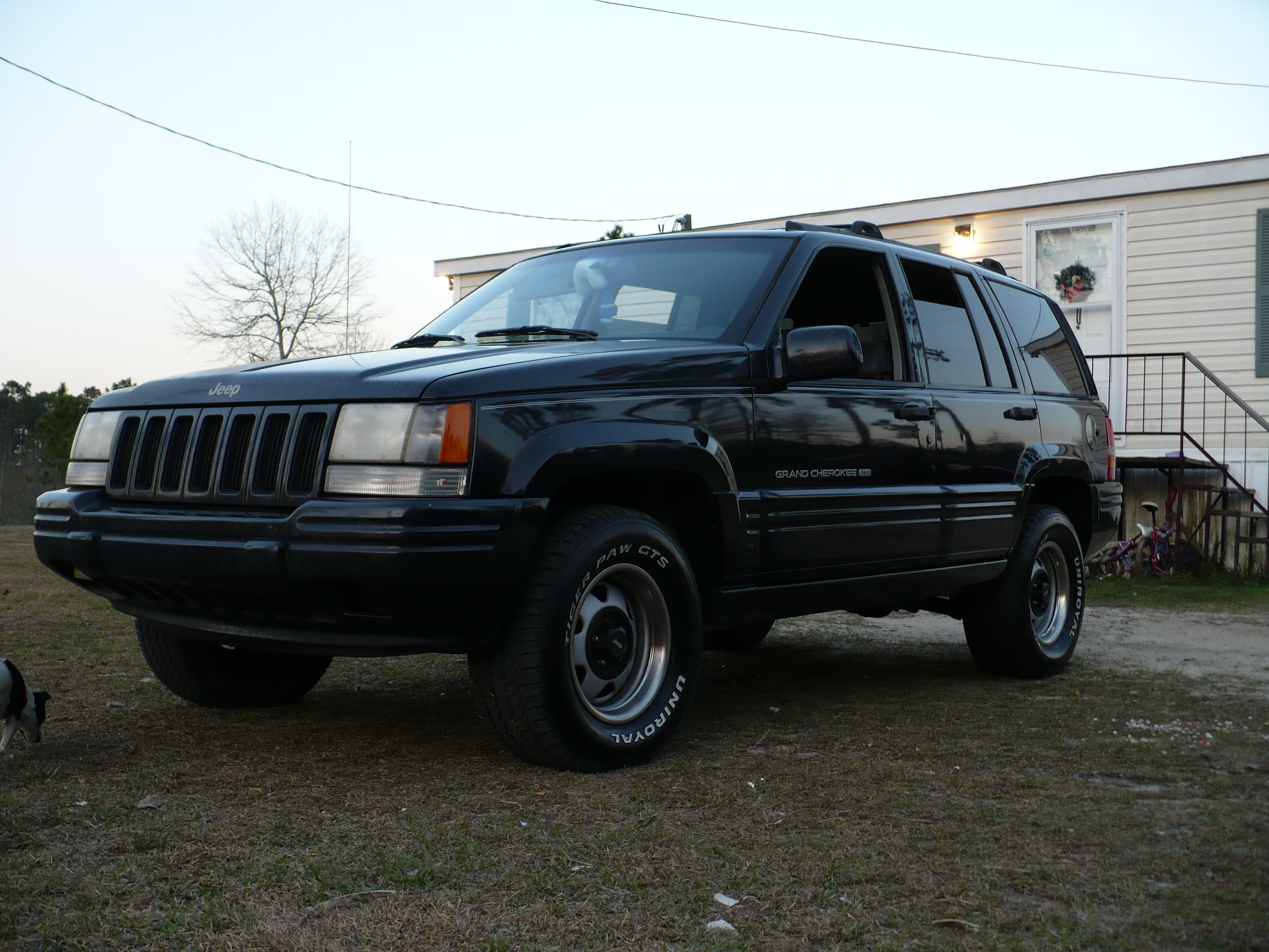 brentsjeep1 39 s 1998 jeep grand cherokee in norman park ga. Black Bedroom Furniture Sets. Home Design Ideas