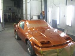 75 TR7 3.8l v6 conversion