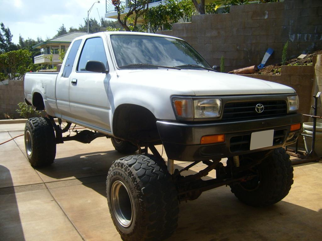 Another 80Maro 1992 Toyota Xtra Cab post... - 12789767
