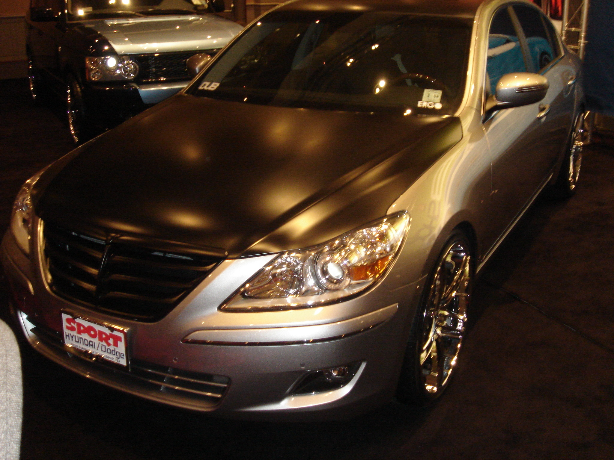 Another keenz 2009 Hyundai Genesis post... - 12790313