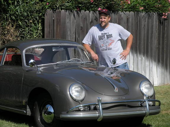 Another glxtasy 1957 Porsche 356 post... - 9527483
