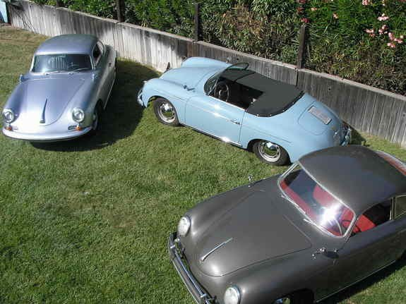 Another glxtasy 1957 Porsche 356 post... - 9527484