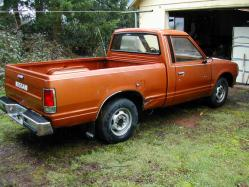downthedrainss 1986 Nissan 720 Pick-Up
