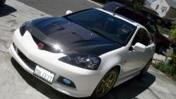 The-Unknowns 2004 Acura RSX