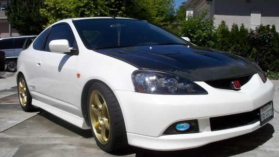 The-Unknown 2004 Acura RSX 9529928