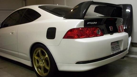 The-Unknown 2004 Acura RSX 9529929