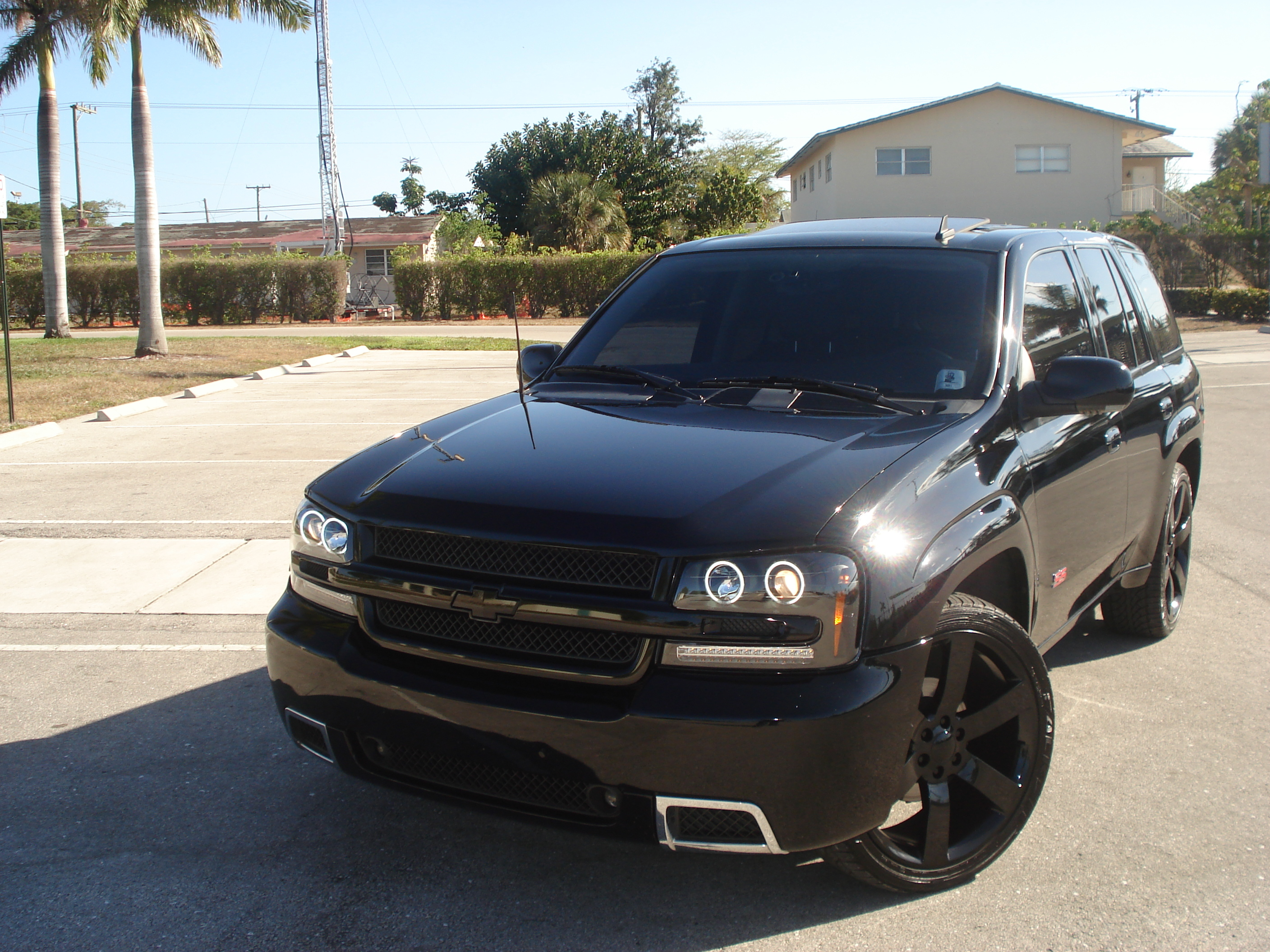MicSer 2006 Chevrolet TrailBlazer Specs, Photos ...
