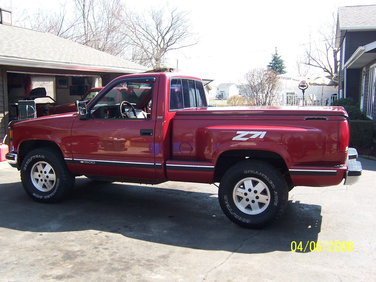Another 91chevymjb 1991 Chevrolet C/K Pick-Up post... - 12811369