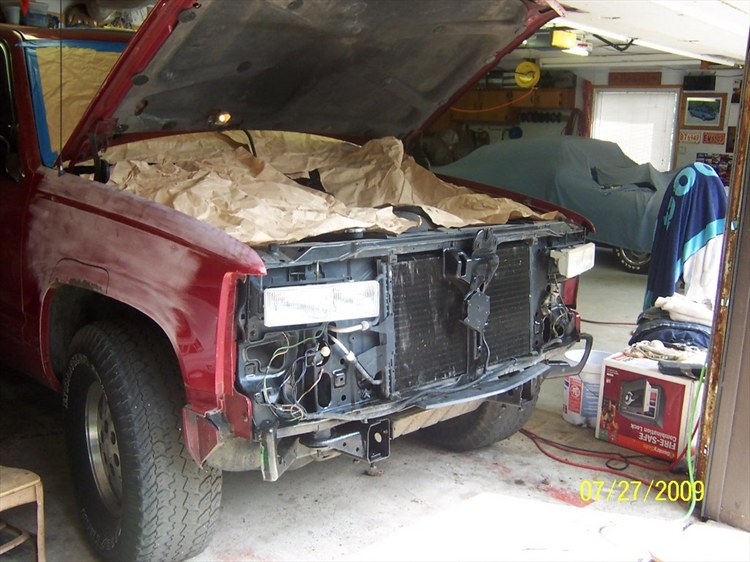 Another 91chevymjb 1991 Chevrolet C/K Pick-Up post... - 12811383