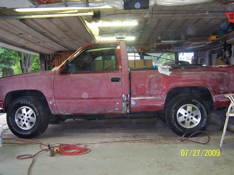 Another 91chevymjb 1991 Chevrolet C/K Pick-Up post... - 12811384