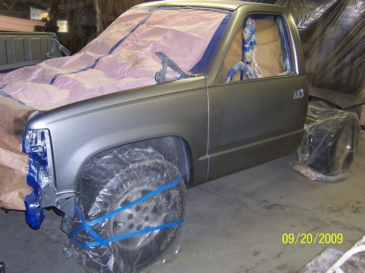 Another 91chevymjb 1991 Chevrolet C/K Pick-Up post... - 12811394