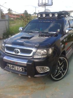 oooproduction 2008 Toyota HiLux