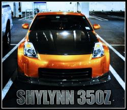 Shylynn350Zs 2006 Nissan 350Z