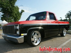 justpballs 1985 Chevrolet C/K Pick-Up