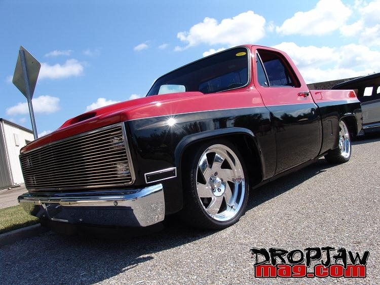 Another justpball 1985 Chevrolet C/K Pick-Up post... - 12792140