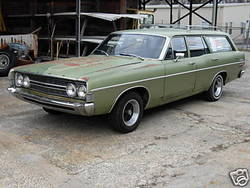 LBfairlane 1968 Ford Fairlane