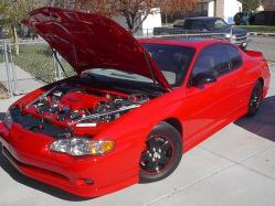 ZIPPY01 2002 Chevrolet Monte Carlo