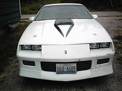 gothicphantom85s 1992 Chevrolet Camaro