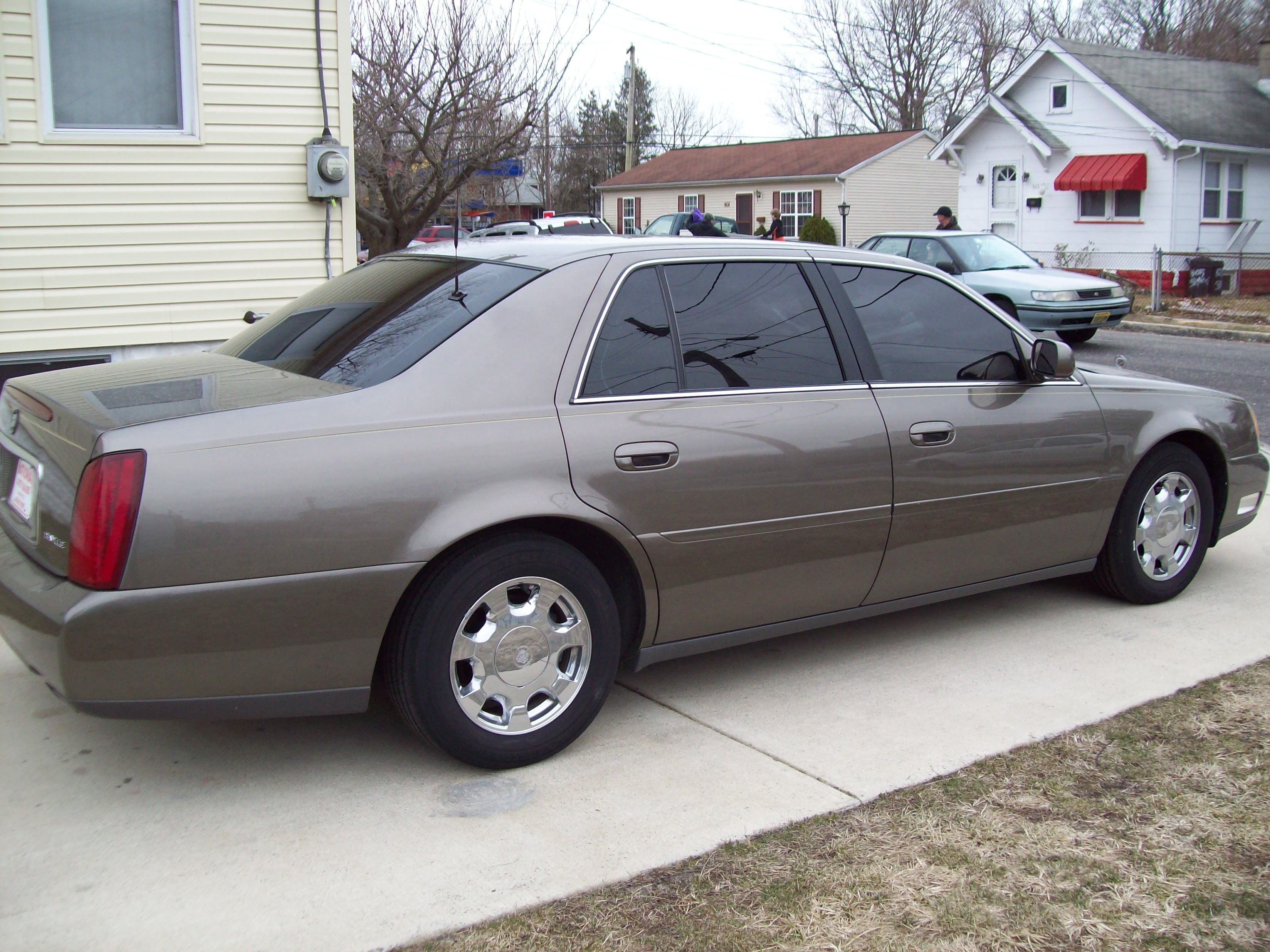Another Xtace2000 2001 Cadillac DeVille post... - 12793282