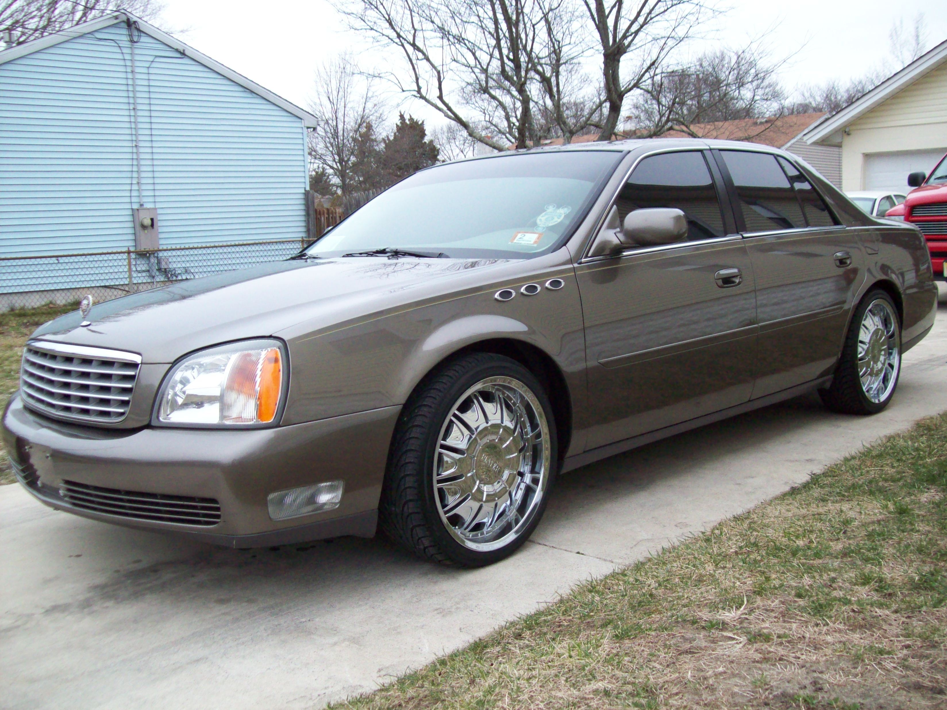 Another Xtace2000 2001 Cadillac DeVille post... - 12793288