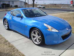 the370zs 2009 Nissan 370Z