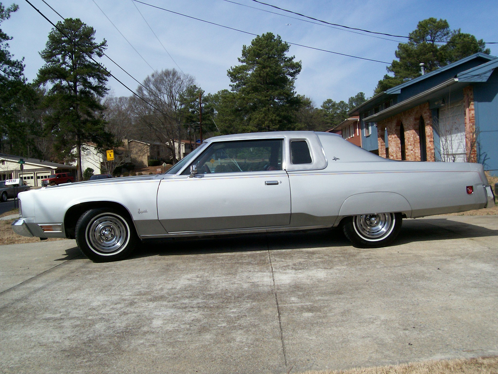 Imperialebaron 1975 Chrysler Imperial Specs Photos