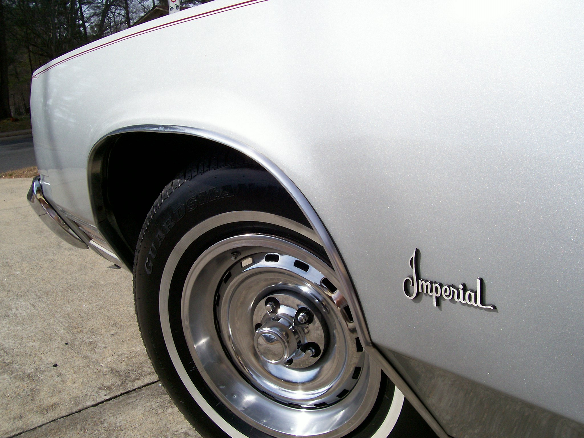 Another imperialebaron 1975 Chrysler Imperial post... - 12917809