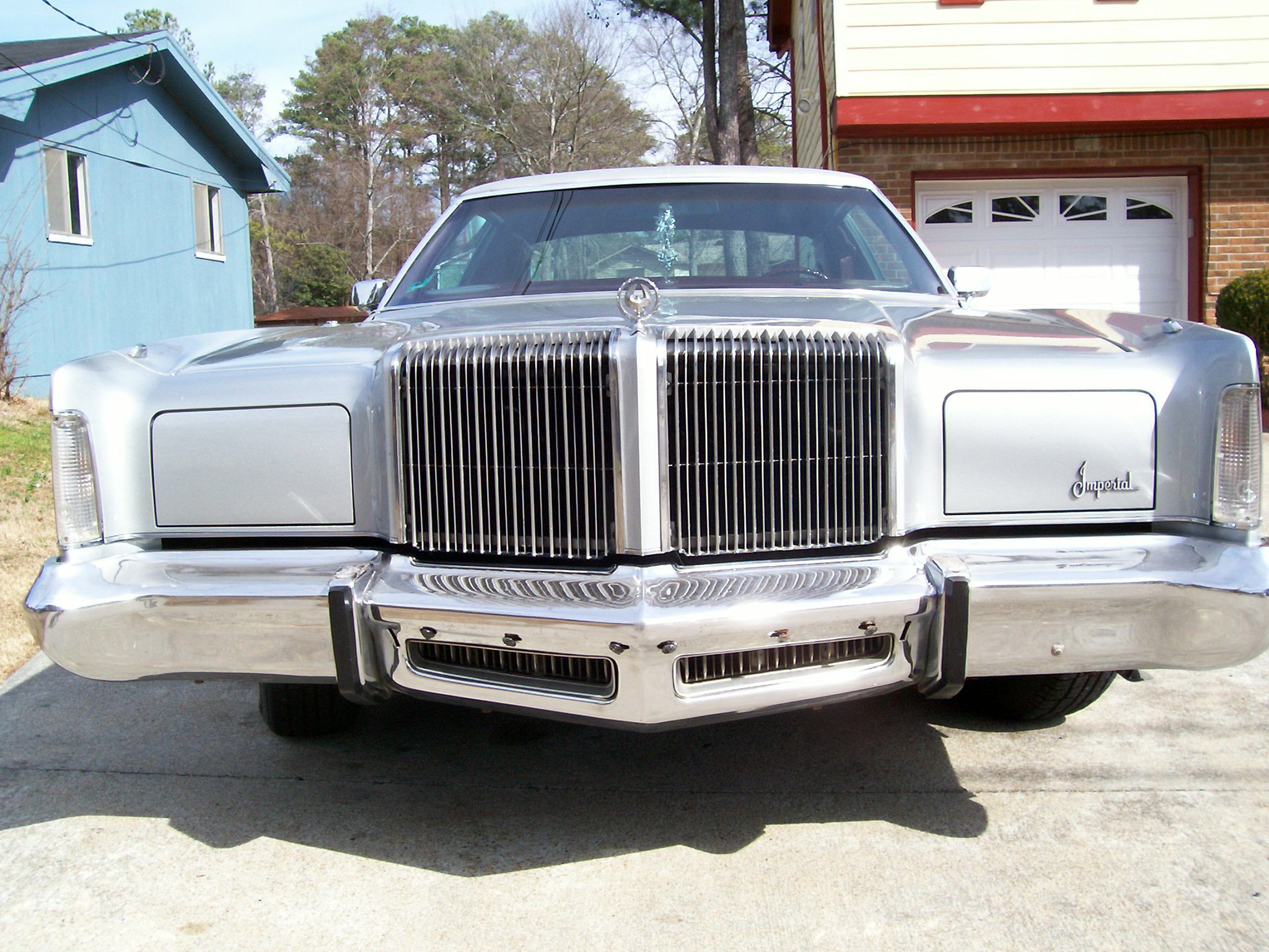 lincoln chrysler imperial