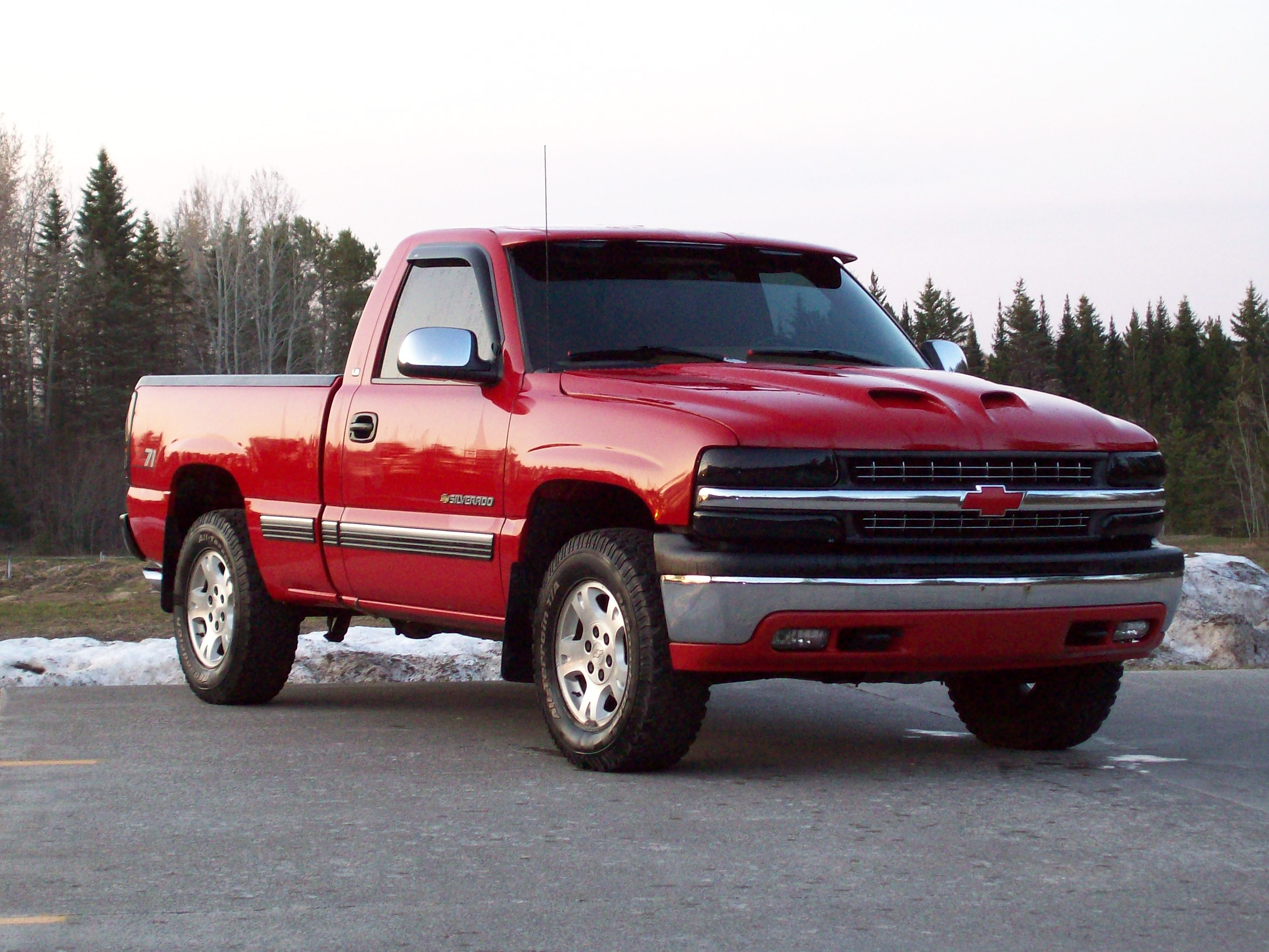 t paulson 1999 chevrolet silverado 1500 regular cab specs photos modification info at cardomain. Black Bedroom Furniture Sets. Home Design Ideas