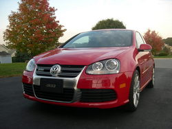 CobleR32s 2008 Volkswagen R32