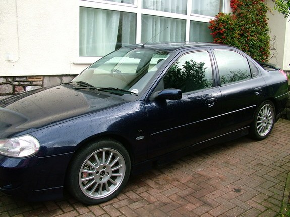 st24turbo 1998 ford mondeo specs photos modification info at cardomain. Black Bedroom Furniture Sets. Home Design Ideas