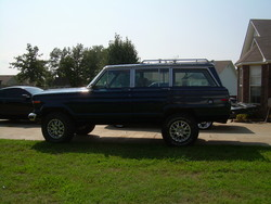 NatePearcy 1986 Jeep Grand Wagoneer