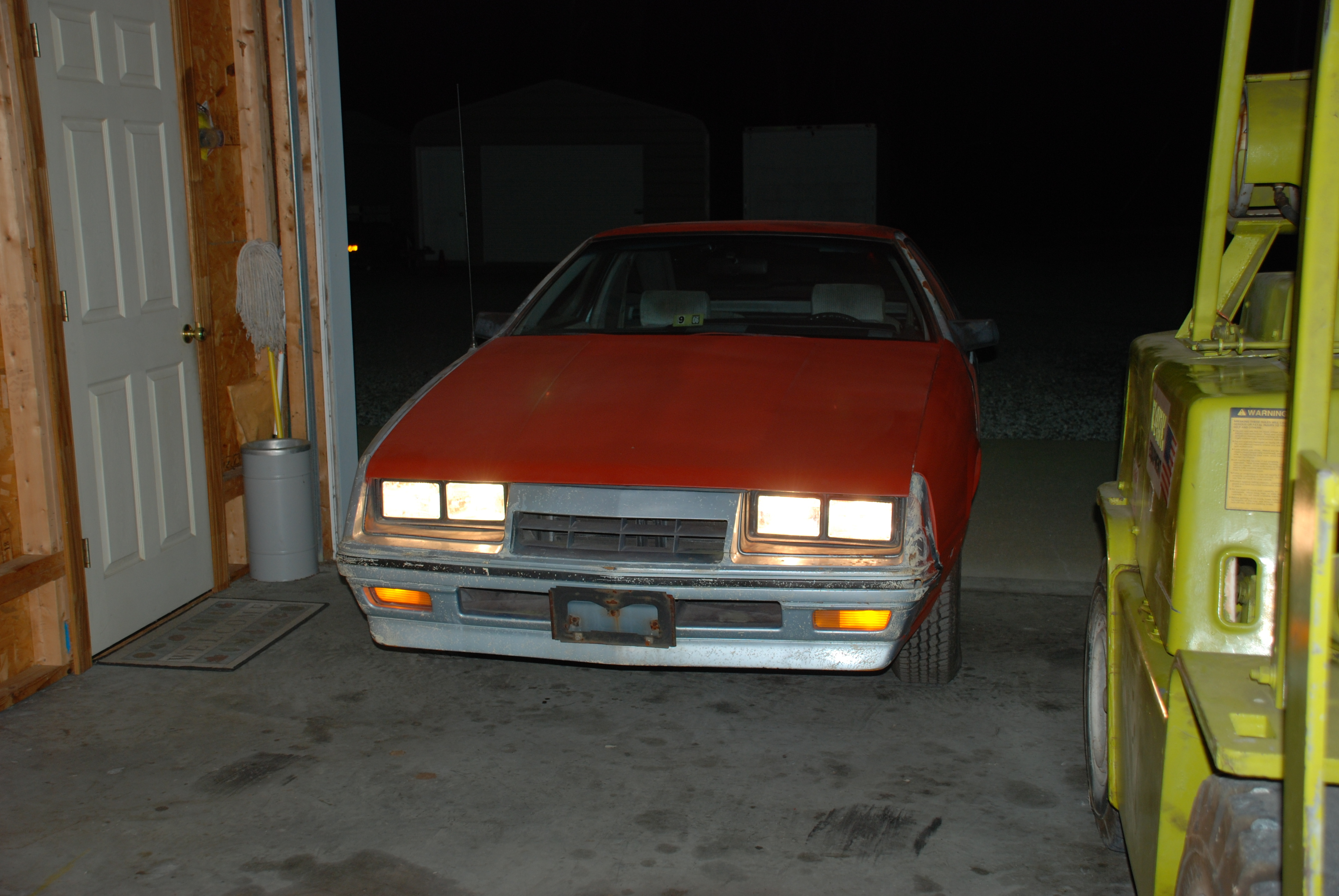 86-5speed's 1986 Chrysler Laser