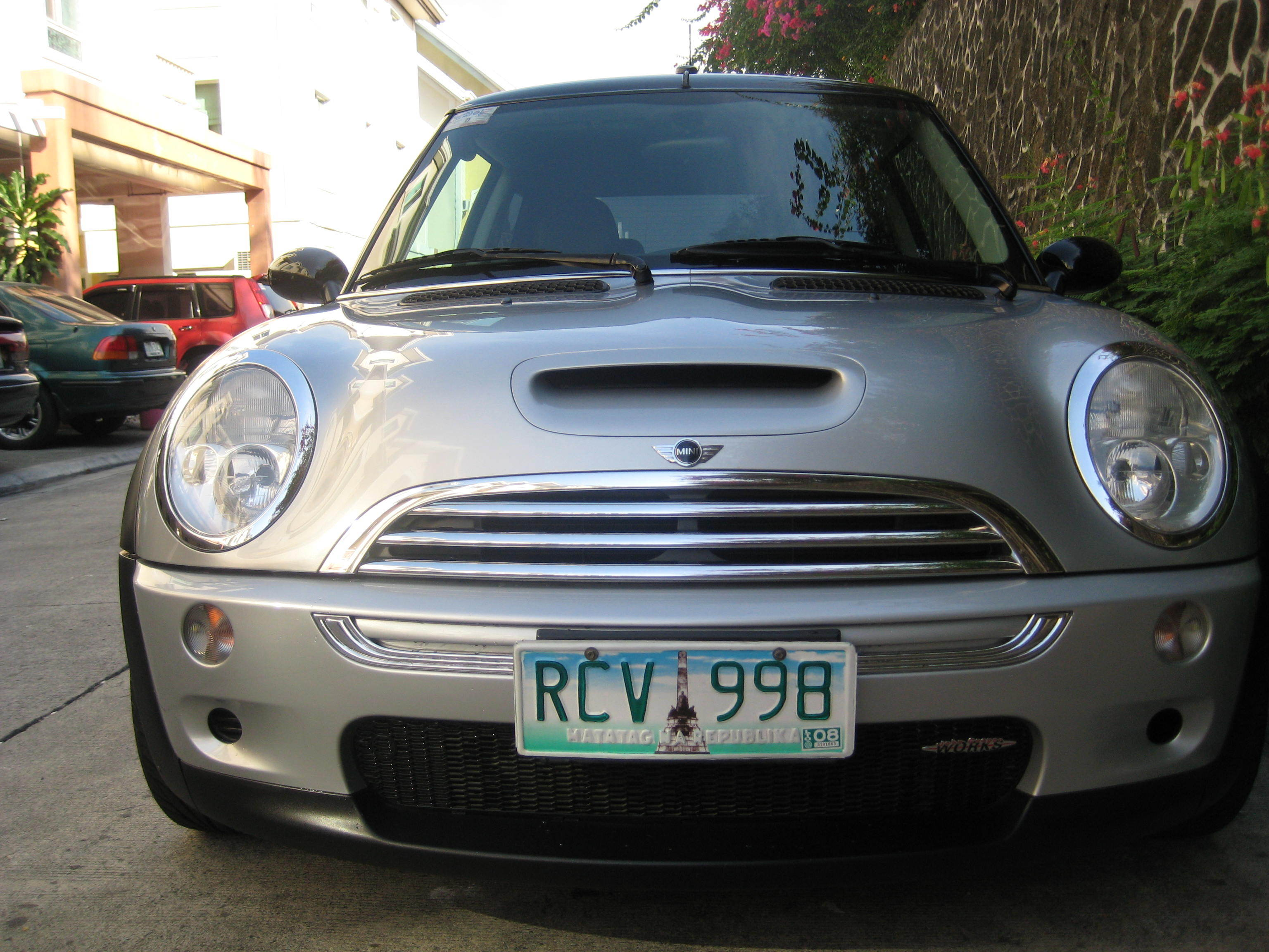 innovefon2007 39 s 2004 mini cooper in quezon city. Black Bedroom Furniture Sets. Home Design Ideas