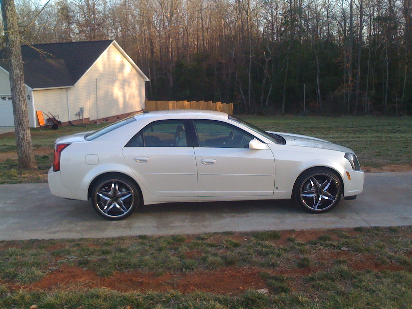Blogan 2006 Cadillac Cts Specs Photos Modification Info