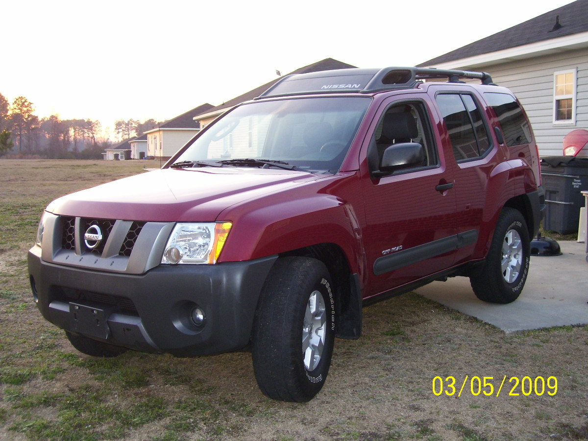 Migo07 2005 Nissan Xterra Specs Photos Modification Info