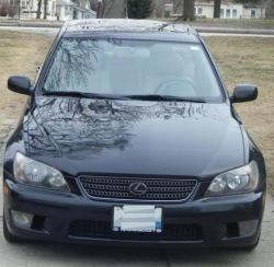 wuzzys 2004 Lexus IS