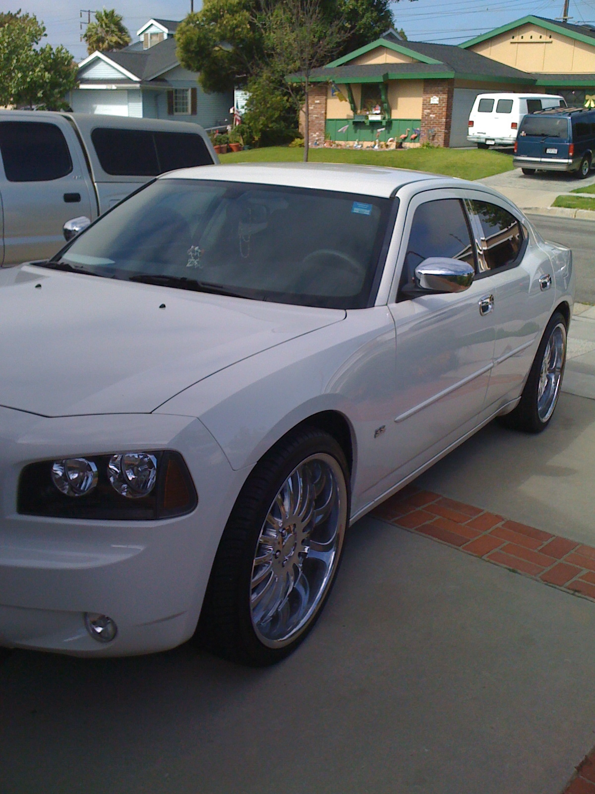 2006 dodge charger specs